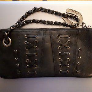 Vintage Leather Betsey Johnson Purse